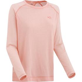 Kari Traa Isabelle Longsleeve Shirt Women pink